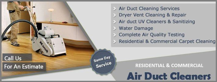 Air duct Cleaning Launching Place
