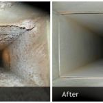 Vent duct cleaning