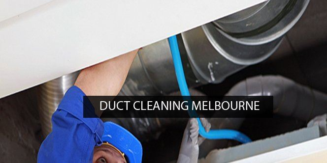 Ducted Heating Cleaning Upper Plenty