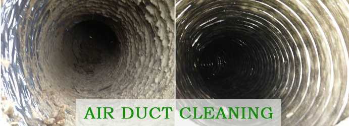 Duct Cleaning Eagle Nest