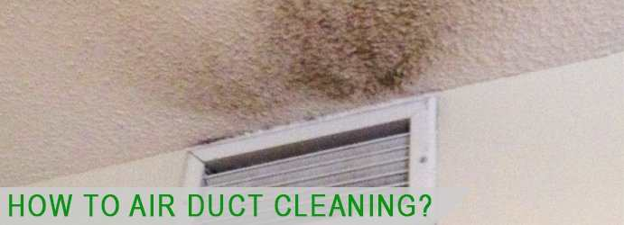 Air Duct Cleaning Services Mount Mercer