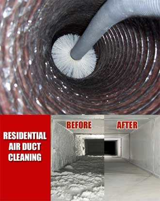 Duct Cleaning Pentland Hills